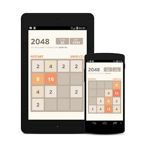 2048 Number puzzle game v5.9