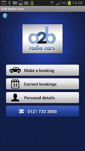 A2B Radio Cars