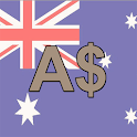 Activity Australian Money icon