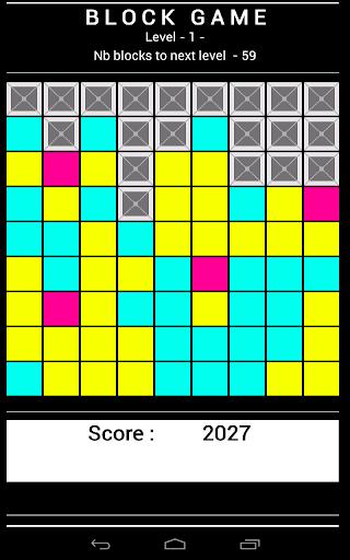 Hve Block Game