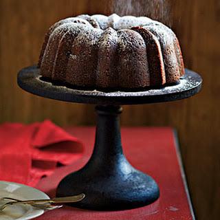 Blackberry Jam Cake.