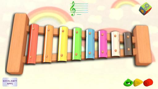 木琴為孩子