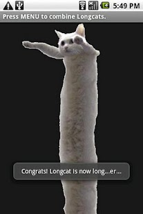 Longcat - screenshot thumbnail
