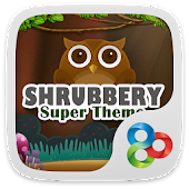 Shrubbery - GO Super Theme