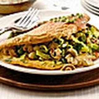 Foo Yong Hai - Chinese omelet met groenten en rijst