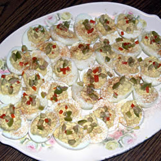 Southern Style Deviled Eggs