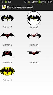 玩個人化App|Batman Clock免費|APP試玩