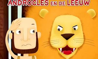 Screenshot of Androcles en de Leeuw
