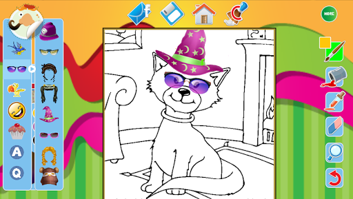 My Great Big Coloring Book App Games Apk Free Download For Android PC
