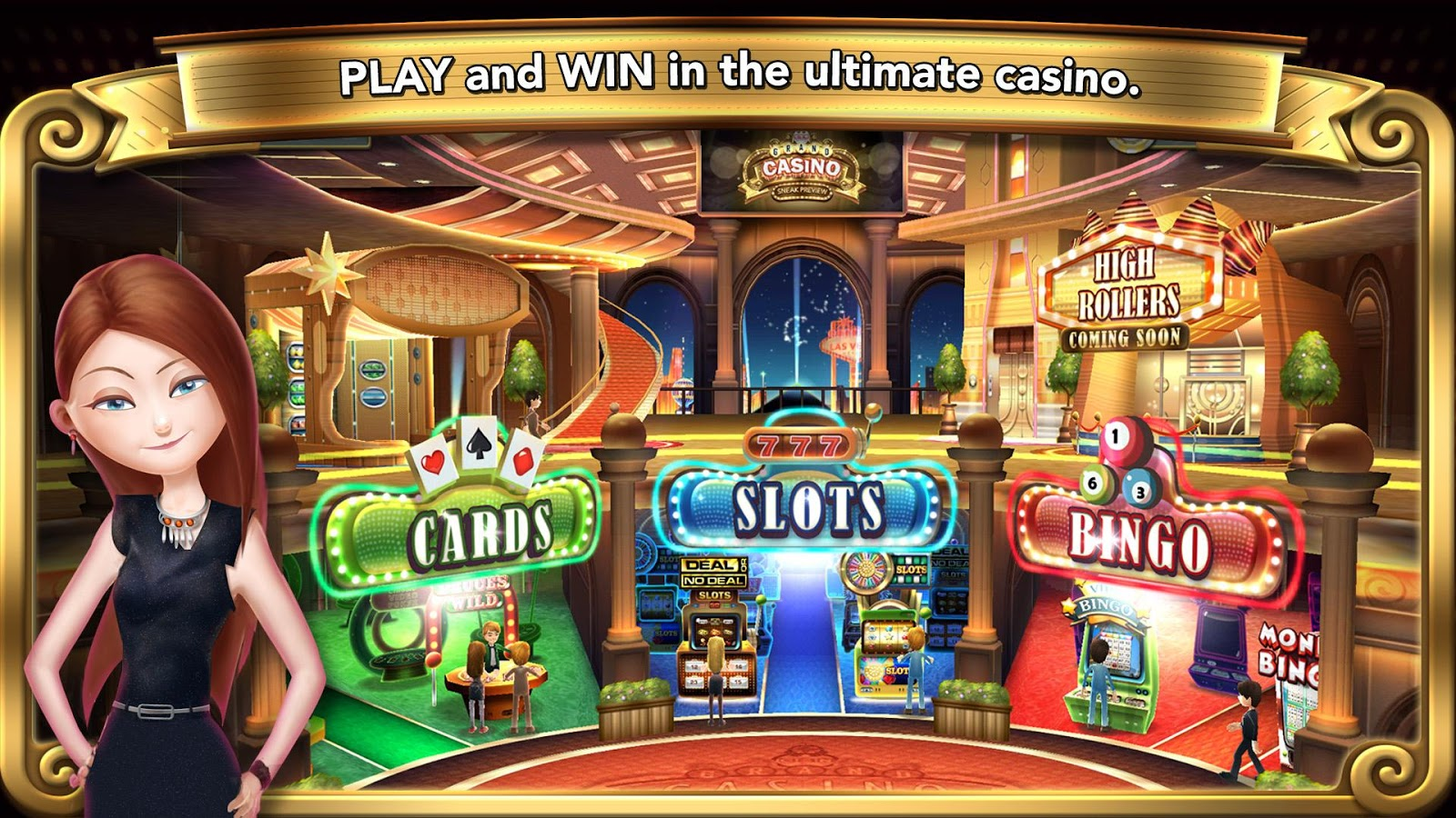 grand casino online  slot