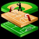 스포츠중계기록실(프로야구 프로축구 농구 배구 NBA)