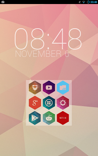 Hekz - Icon Pack- screenshot thumbnail
