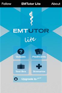 EMT Tutor Lite - EMS Scenarios - screenshot thumbnail