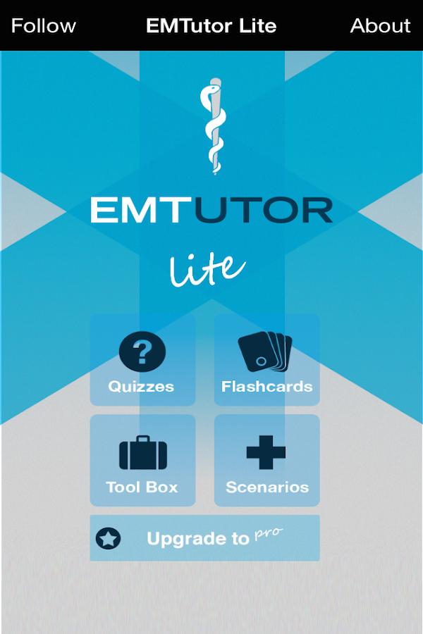 EMT Tutor Lite - EMS Scenarios - screenshot