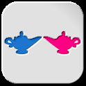 Flickr Genie logo