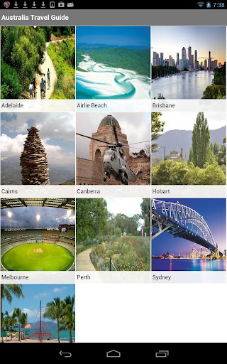 Australia Total Travel Guide