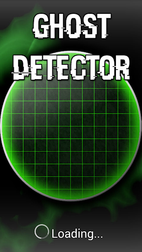 Ghost Detection Scanner