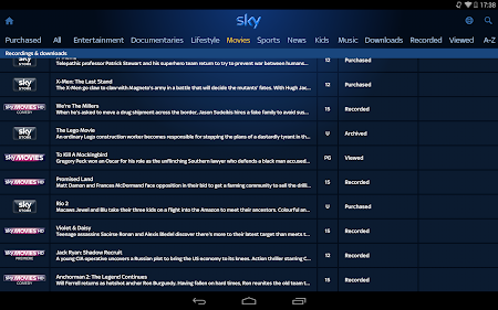 Sky+ 5.2 screenshot 378971