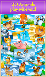 Baby Phone with Music, Animals for Toddlers, Kids APK screenshot thumbnail 4