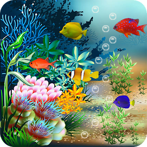 Underwater World Livewallpaper حمل من هنا http:\/\/up2.tops-star.net\/download.ph...3976257961.rar أو من