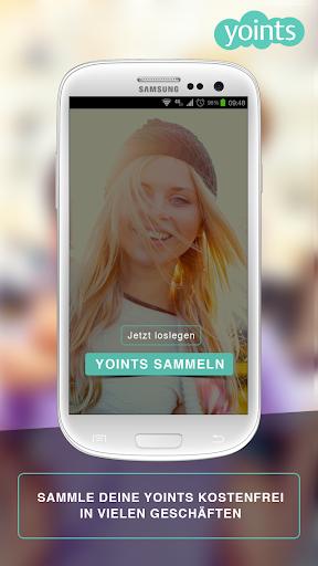 Yoints - Die Bonus App