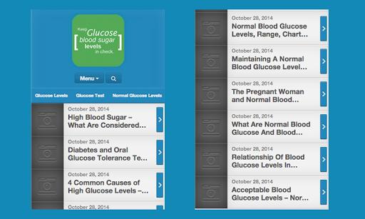 血糖圖表登錄