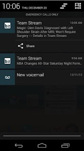 Team Stream by Bleacher Report - screenshot thumbnail