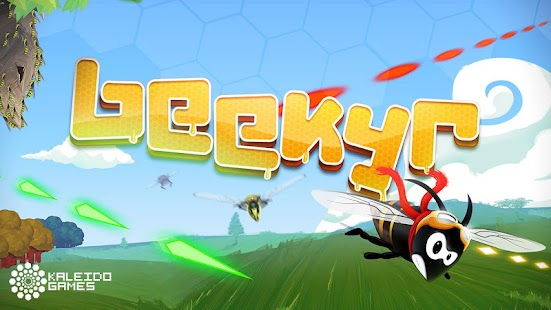 Beekyr FULL: Eco Shoot'em up - screenshot thumbnail