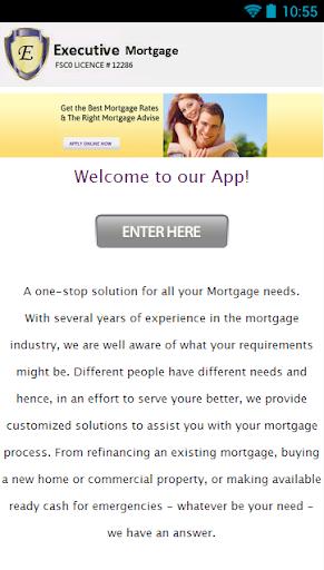 Executive Mortgage Anand