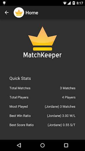MatchKeeper