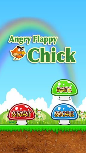 Angry Flappy Chick