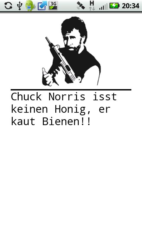 Chuck Norris Facts - screenshot