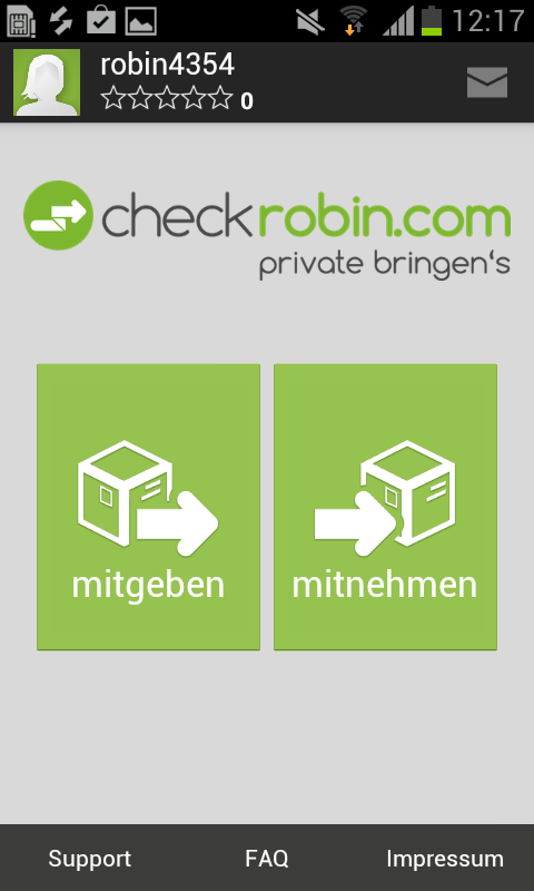 checkrobin.com - screenshot