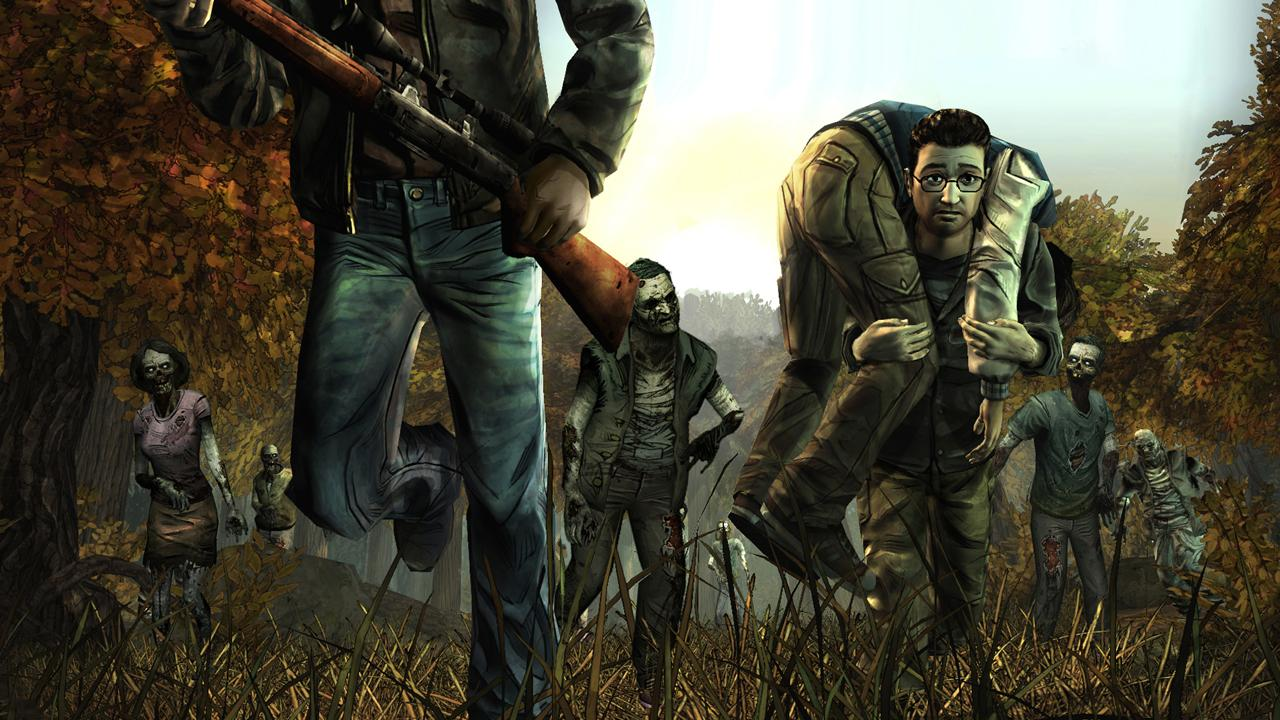 The Walking Dead: Season One screenshot #3