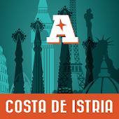 Costa de Istria guía offline