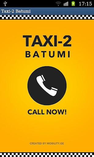 Taxi-2 Batumi