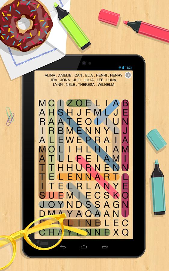 Wortsuche PRO / Wu00f6rter suchen u2013 Android-Apps auf Google Play