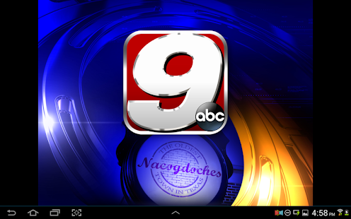 KTRE 9 Local News- screenshot thumbnail