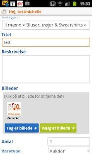 QXL.dk - screenshot thumbnail