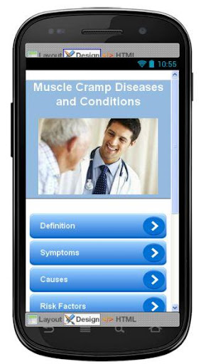 Muscle Cramp Information