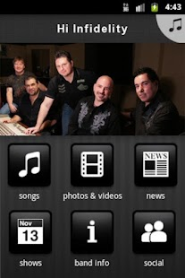 Hi Infidelity - screenshot thumbnail