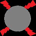 金属探知機 icon