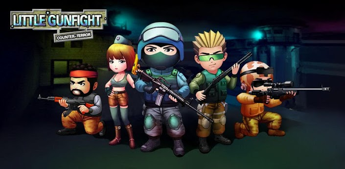 Little Gunfight:Counter-terror