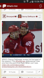 Shnarped Hockey- screenshot thumbnail
