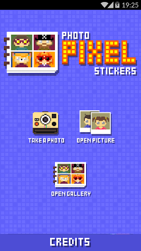 Photo Pixel Stickers