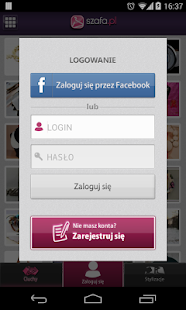 Szafa.pl- screenshot thumbnail