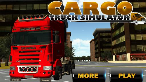 貨運卡車模擬3D