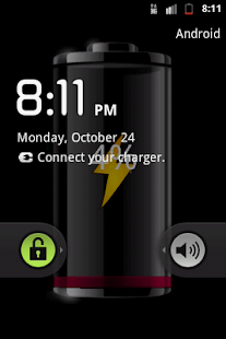 My Battery Wallpaper- screenshot thumbnail