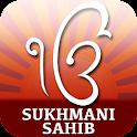 Sukhmani Sahib with Mp3 icon