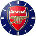 Arsenal F.C. Analog Clock icon